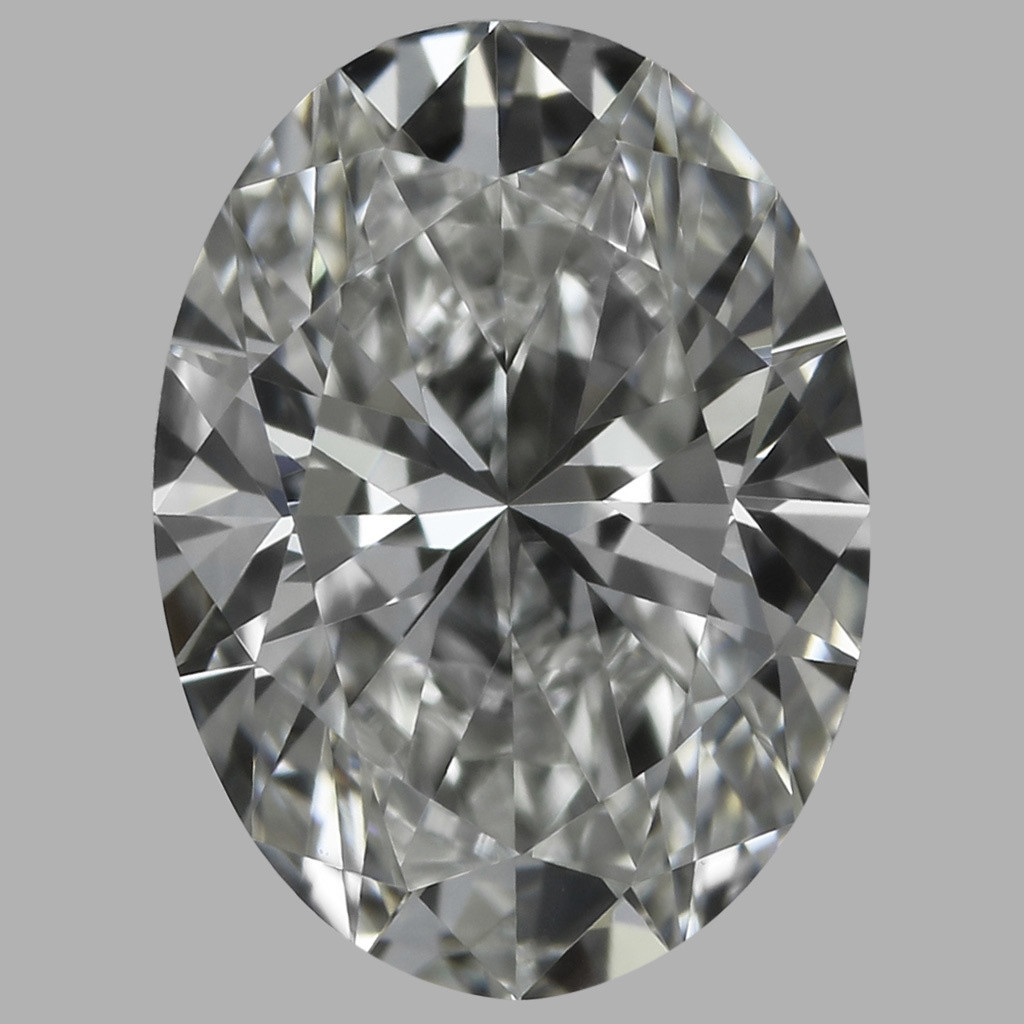 0.78 Carat Oval Diamond (G/IF)