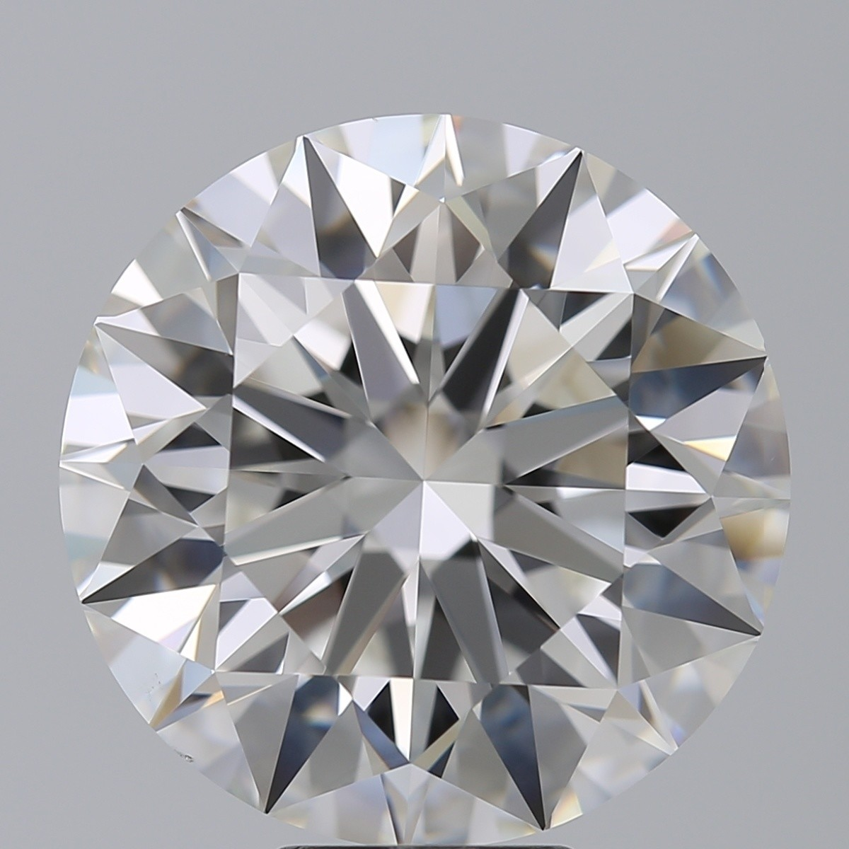 10.07 Carat Round Brilliant Diamond (F/VS1)