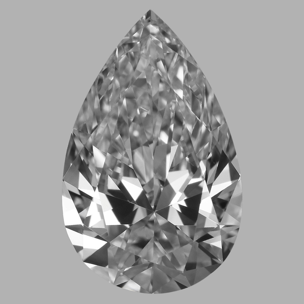 1.01 Carat Pear Diamond (D/VS1)