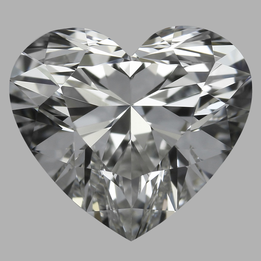 0.94 Carat Heart Diamond (G/IF)