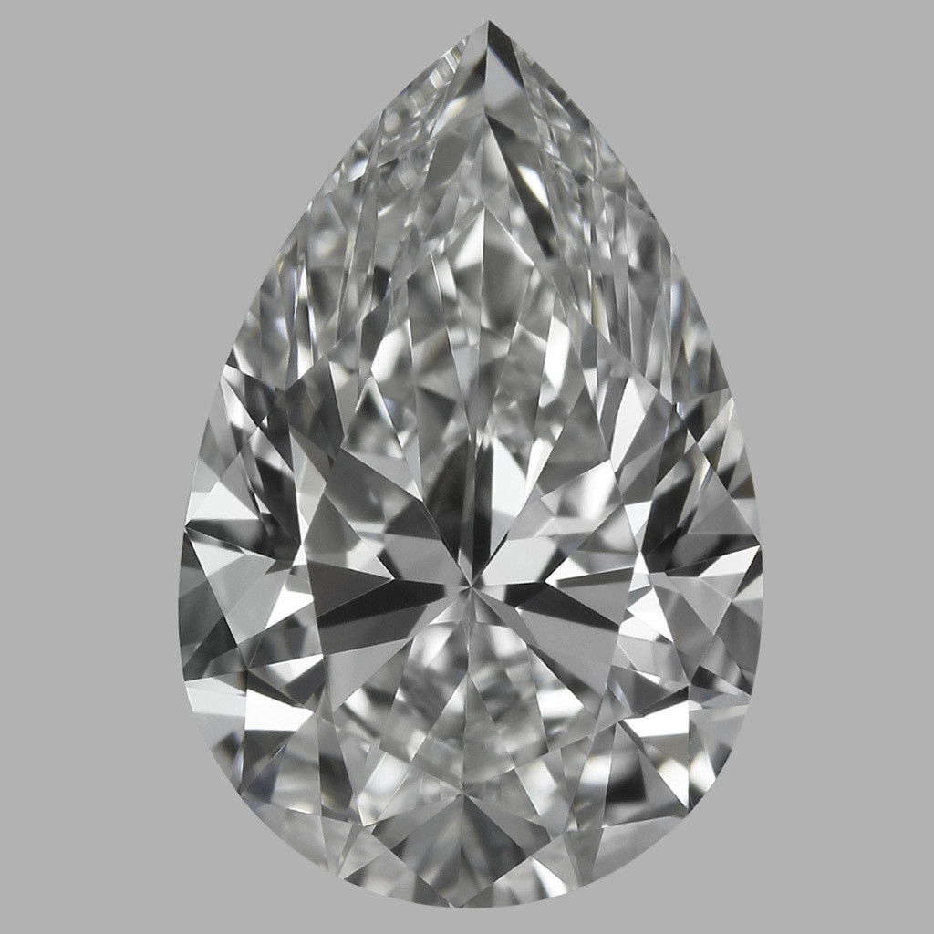 1.09 Carat Pear Diamond (G/VVS2)