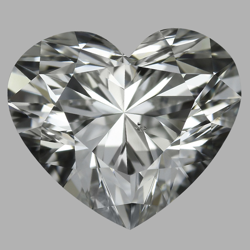 1.01 Carat Heart Diamond (G/VS2)