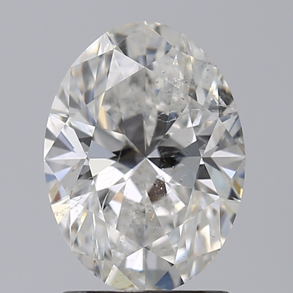 1.51 Carat Oval Diamond (F/SI2)