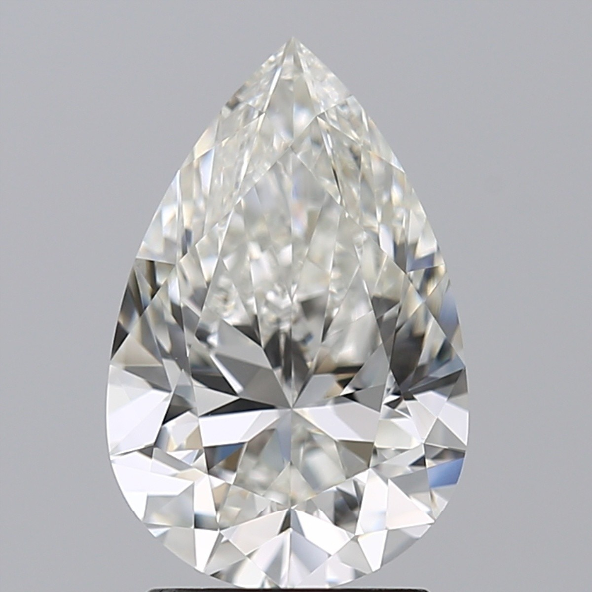 2.01 Carat Pear Diamond (H/VVS1)