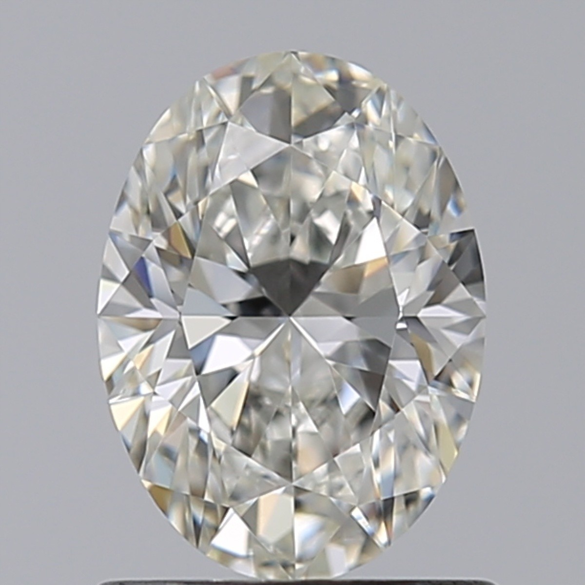 0.80 Carat Oval Diamond (H/IF)