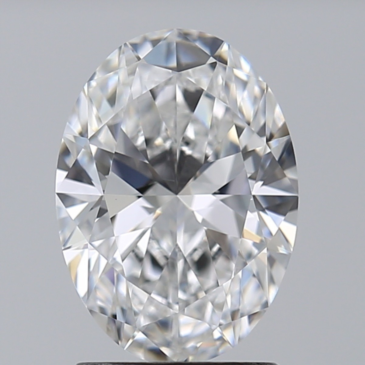 1.50 Carat Oval Diamond (D/VVS1)