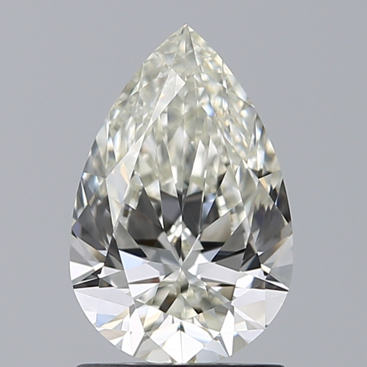 1.01 Carat Pear Diamond (J/VS1)