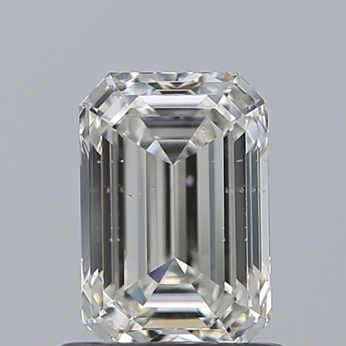 1.01 Carat Emerald Diamond (H/SI1)