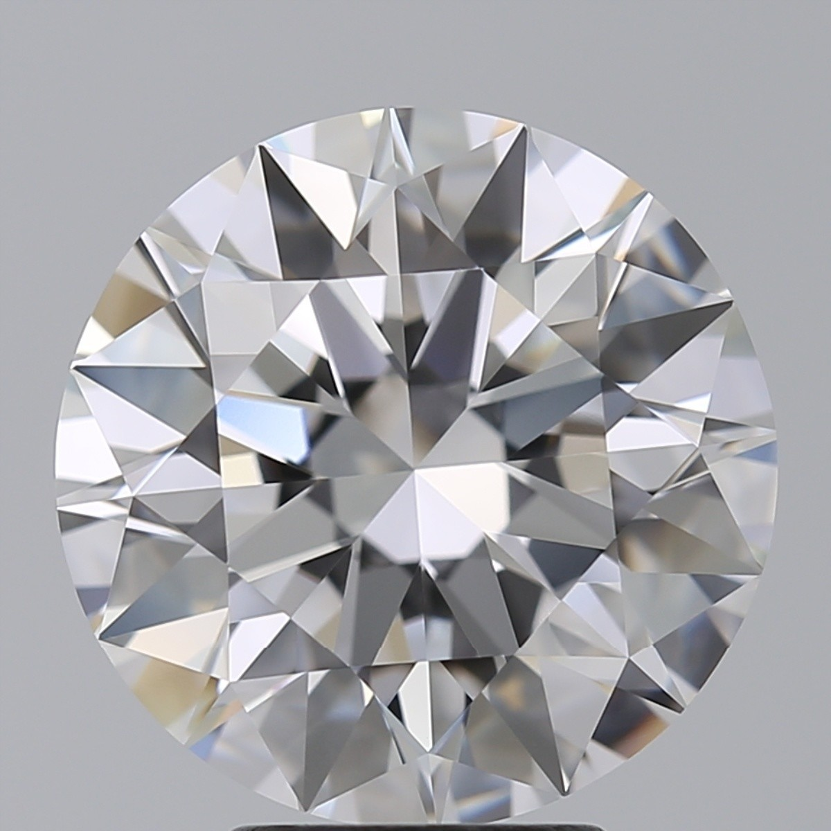 4.72 Carat Round Brilliant Diamond (D/FL)