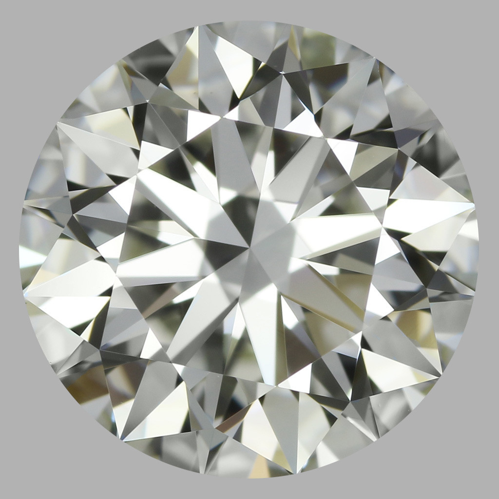 2.01 Carat Round Brilliant Diamond (J/VS1)