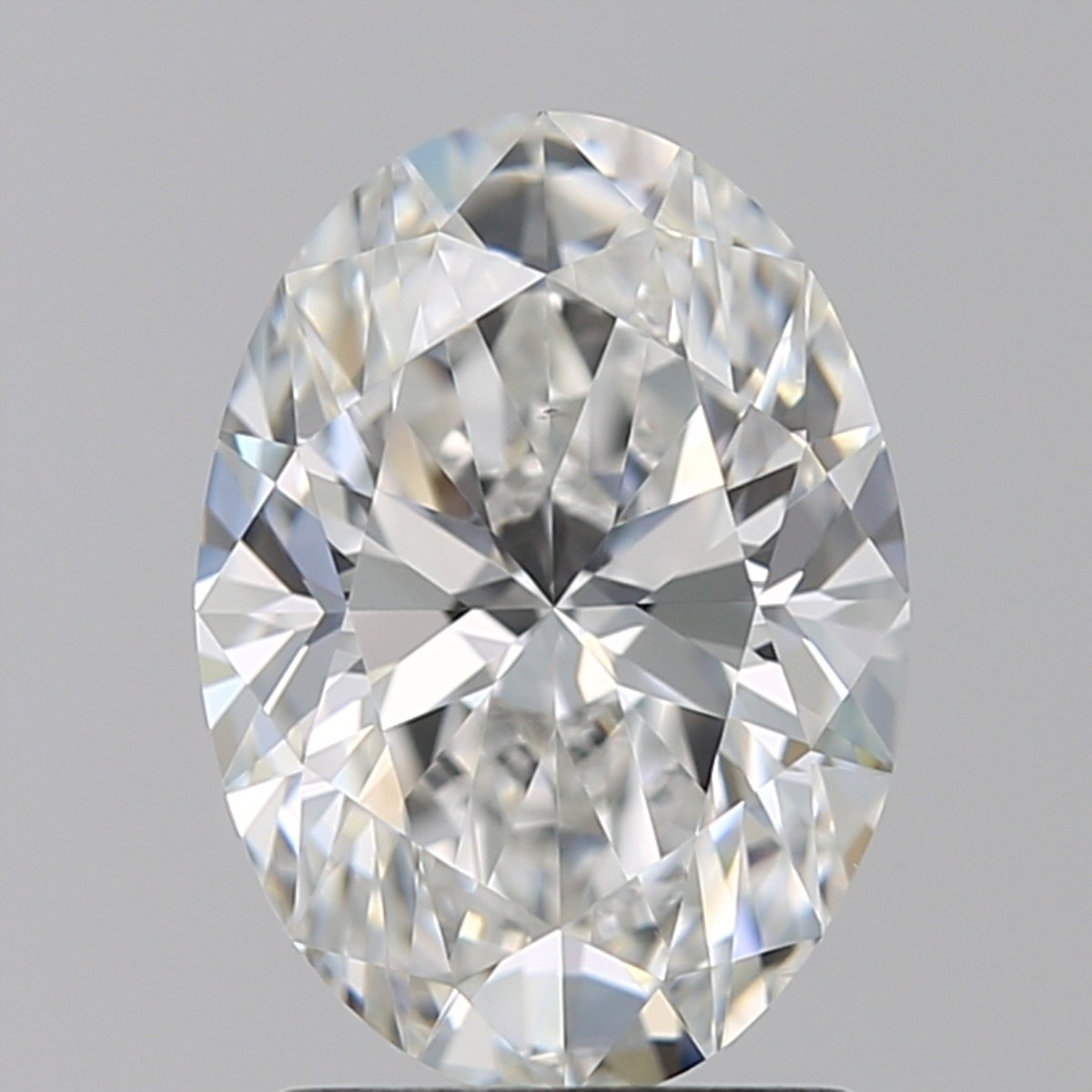 1.66 Carat Oval Diamond (F/VS1)
