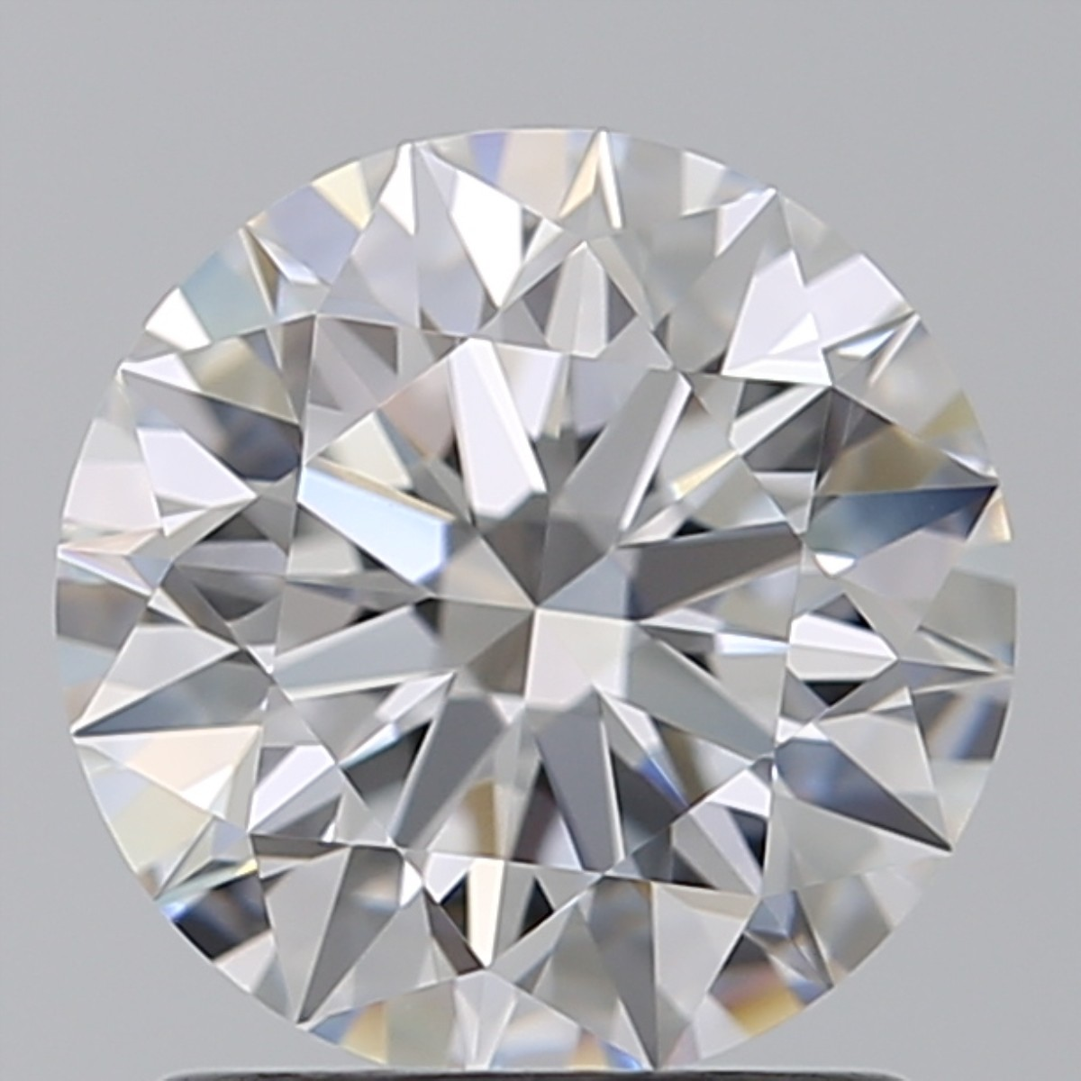 1.36 Carat Round Brilliant Diamond (D/FL)