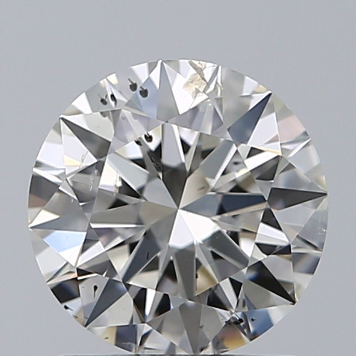1.01 Carat Round Brilliant Diamond (I/SI2)