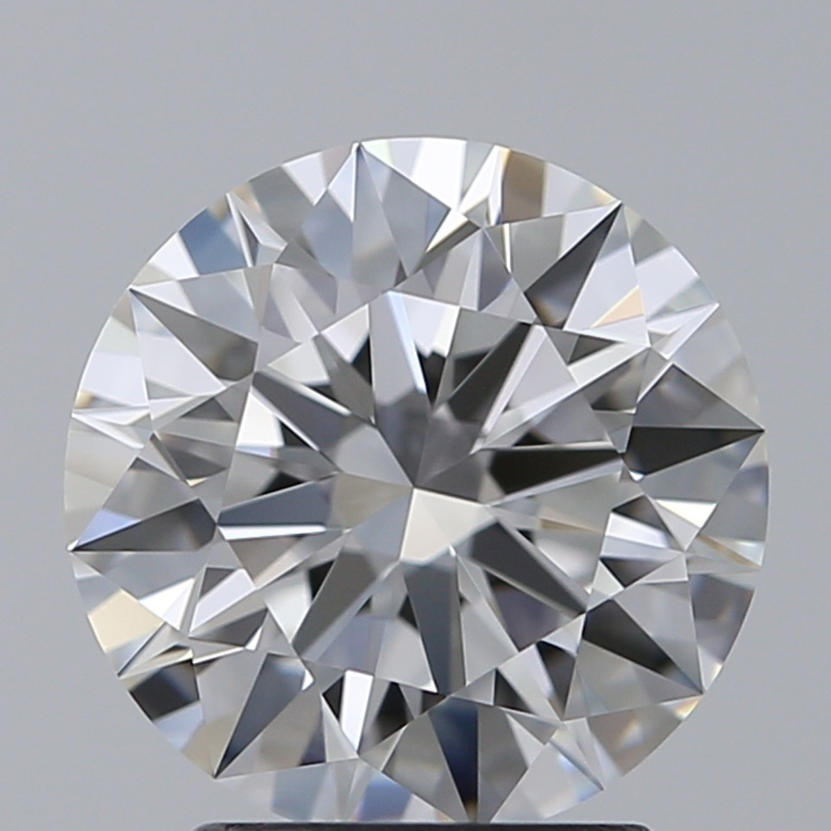 2.22 Carat Round Brilliant Diamond (E/FL)