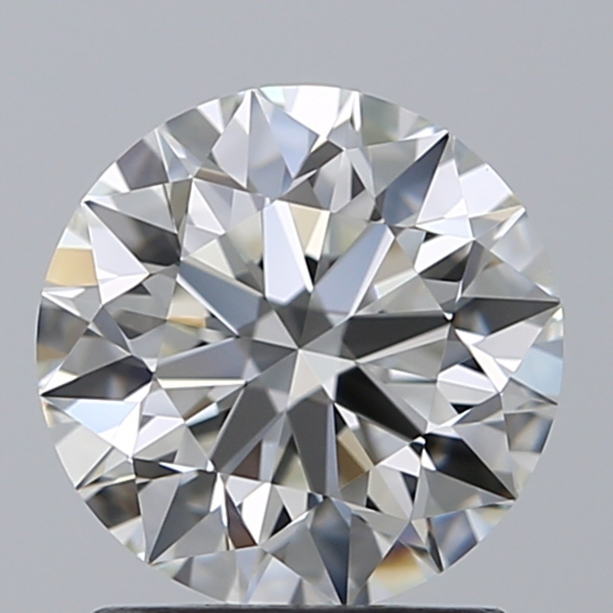 1.25 Carat Round Brilliant Diamond (H/VVS1)