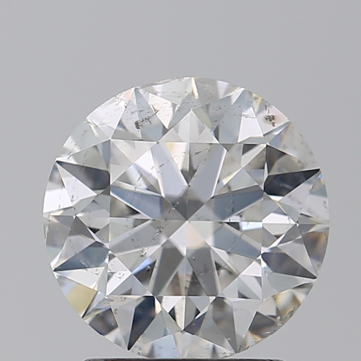 2.00 Carat Round Brilliant Diamond (F/SI2)