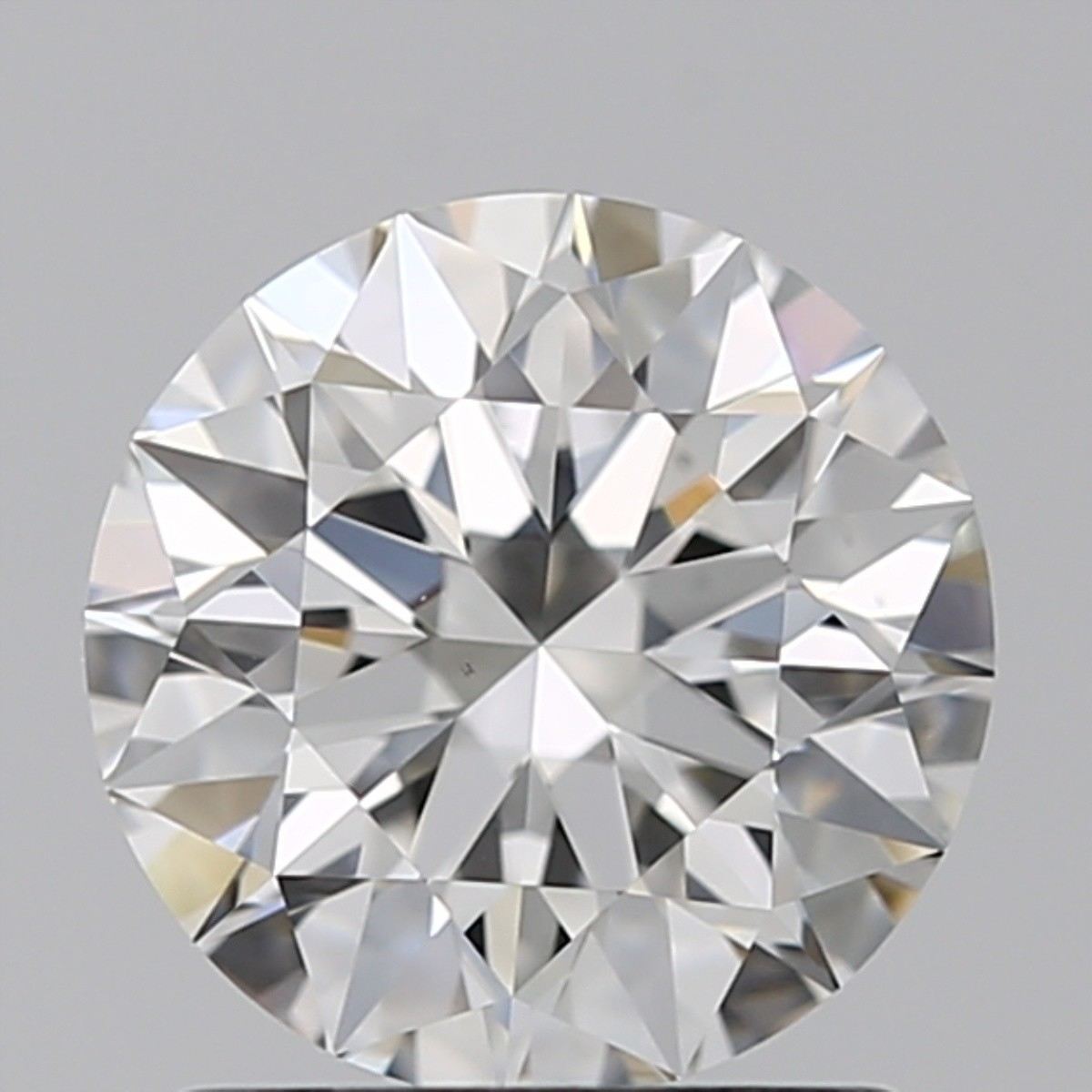 1.25 Carat Round Brilliant Diamond (F/VS1)