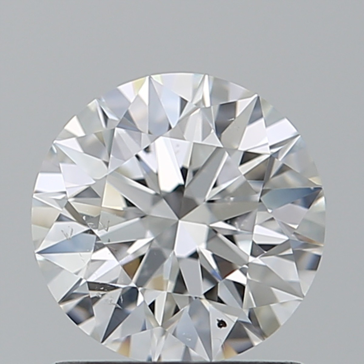 1.01 Carat Round Brilliant Diamond (E/SI1)