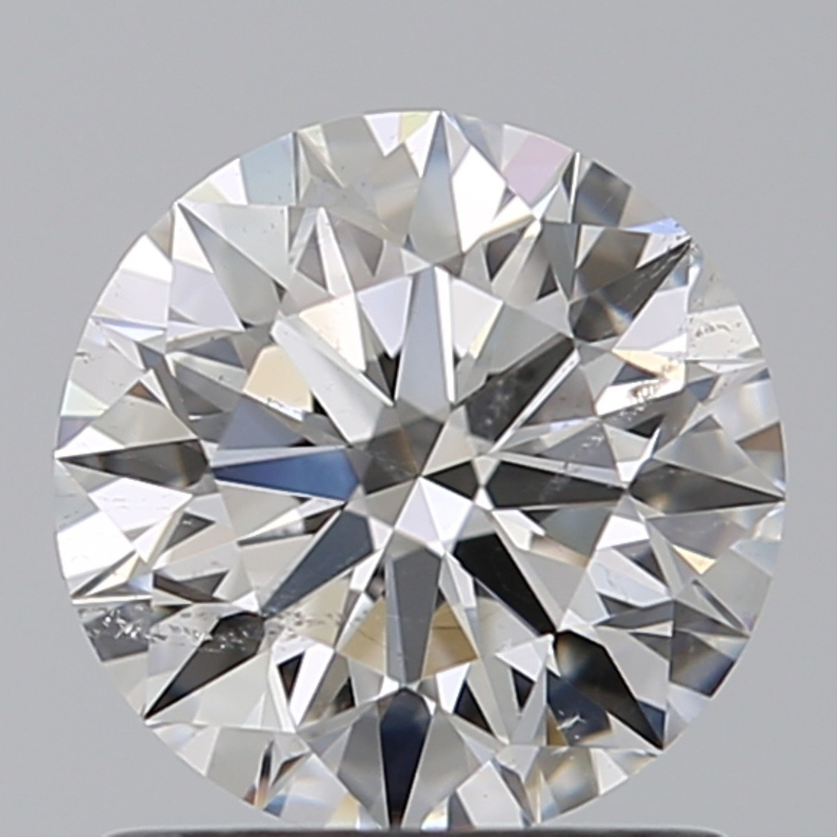 1.05 Carat Round Brilliant Diamond (E/SI1)