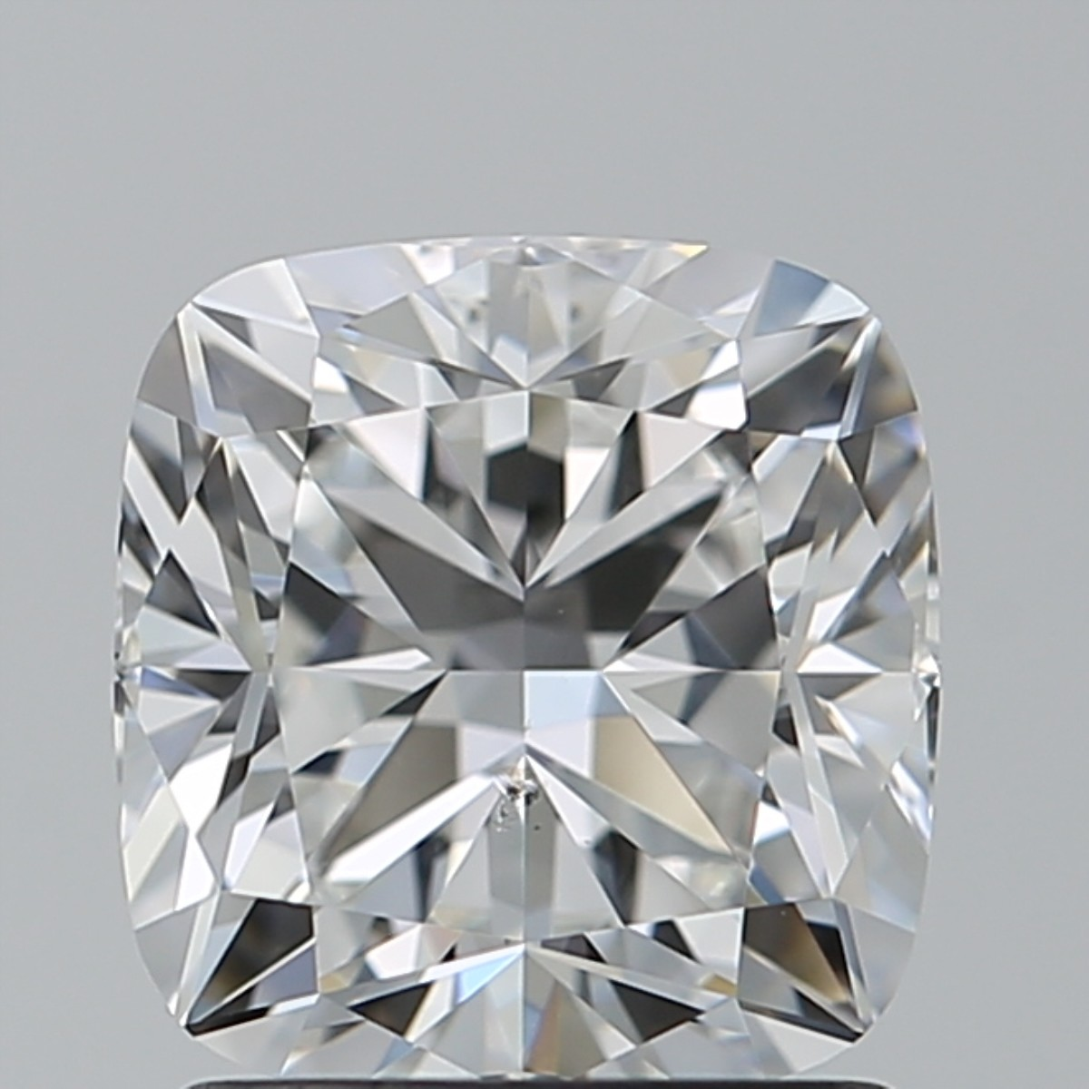 1.53 Carat Cushion Diamond (F/SI1)