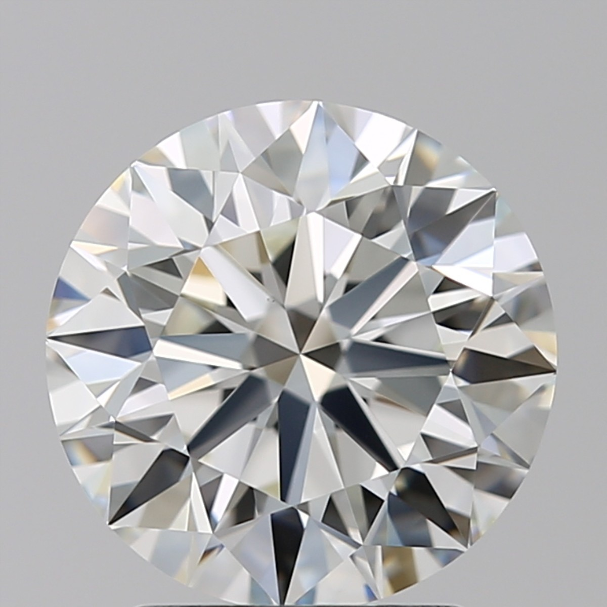2.20 Carat Round Brilliant Diamond (I/VVS2)