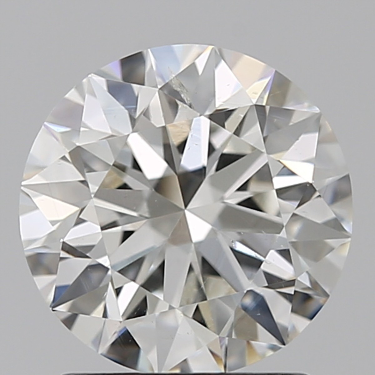 1.53 Carat Round Brilliant Diamond (H/SI1)