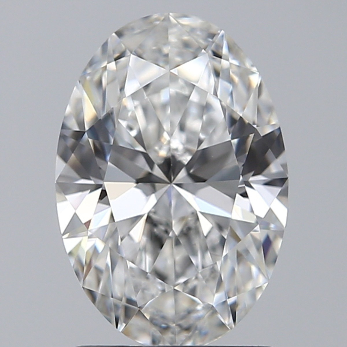 1.52 Carat Oval Diamond (E/VVS2)