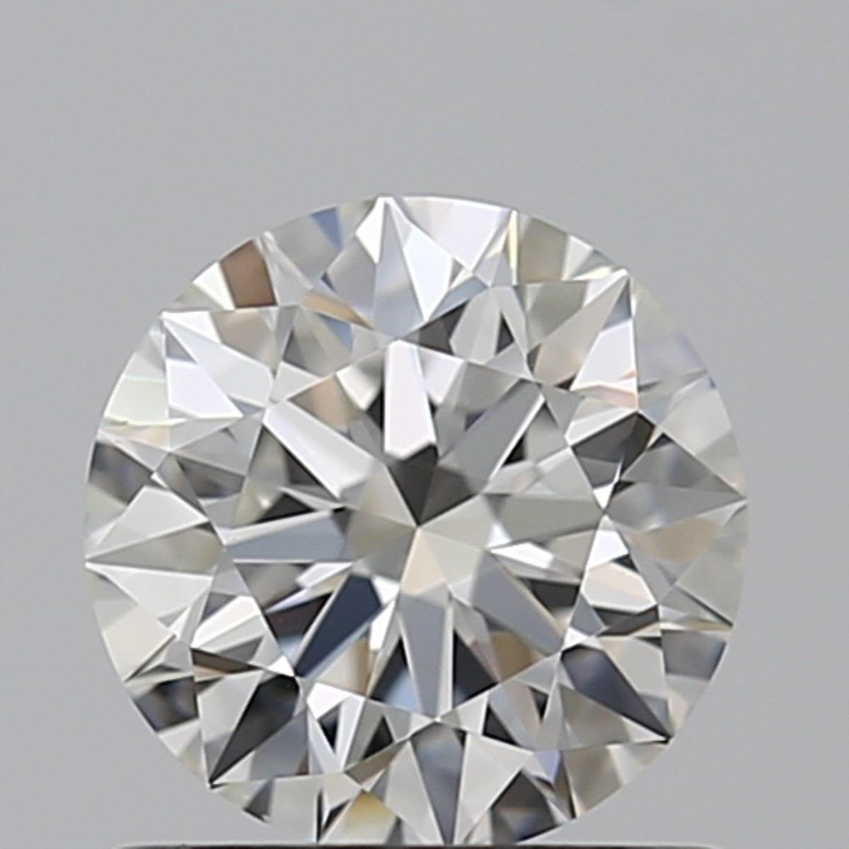 0.77 Carat Round Brilliant Diamond (F/VVS1)