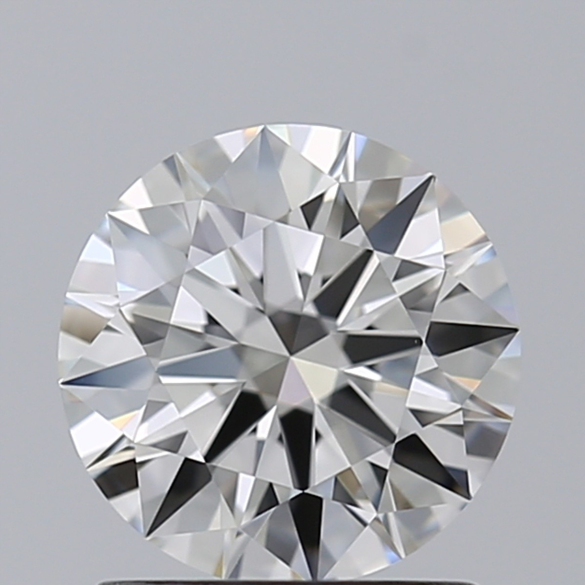 1.07 Carat Round Brilliant Diamond (F/VVS2)