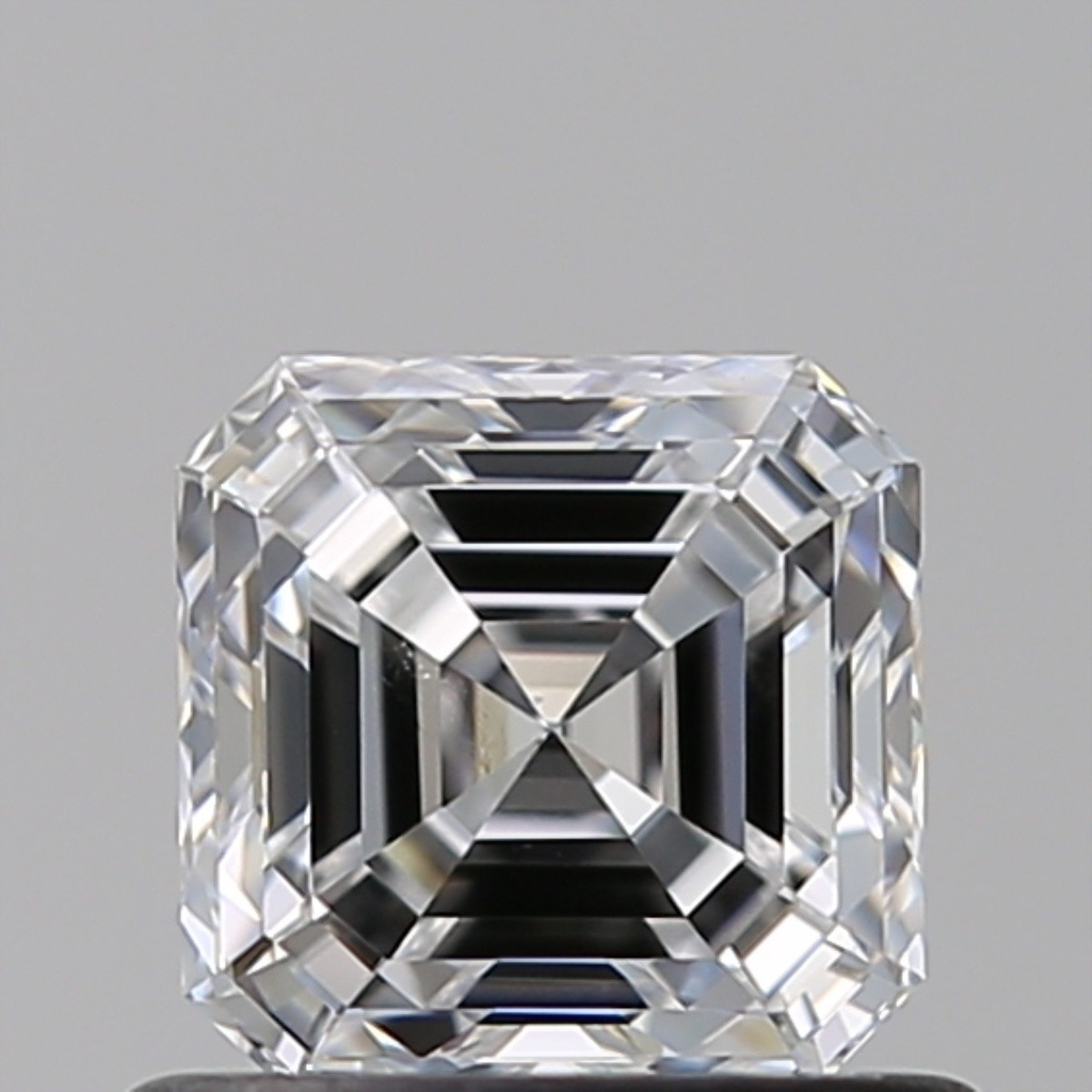 0.75 Carat Asscher Diamond (D/VS2)