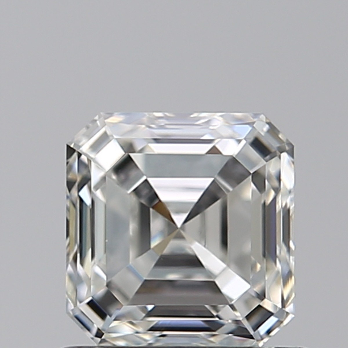 0.90 Carat Asscher Diamond (H/VS1)