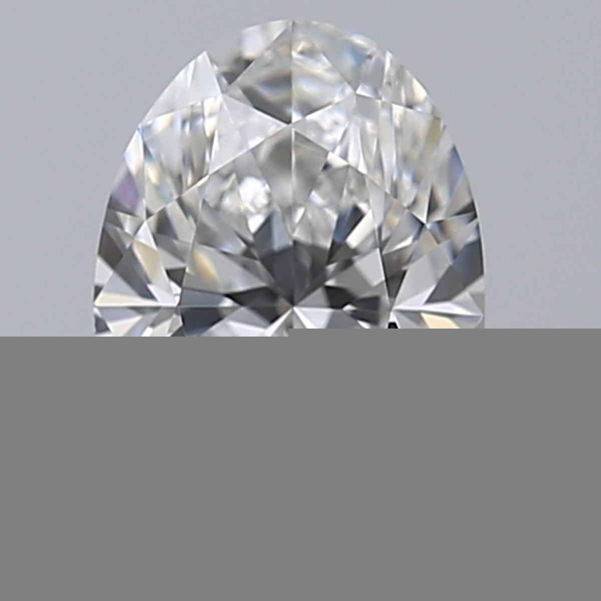 0.90 Carat Oval Diamond (F/VVS1)