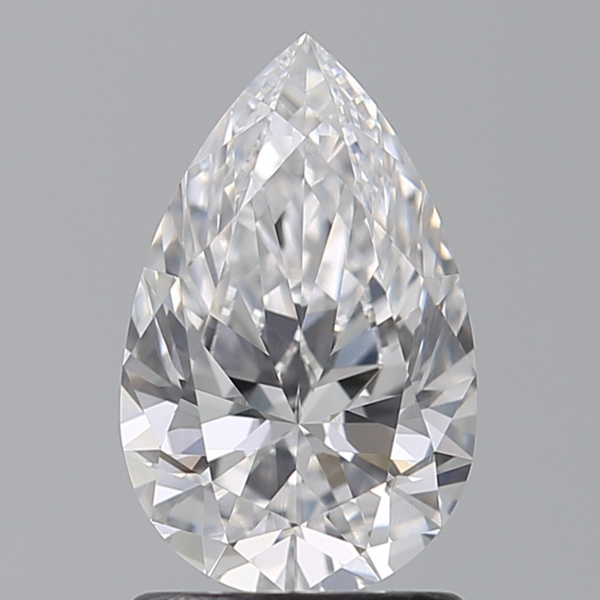 1.27 Carat Pear Diamond (D/FL)