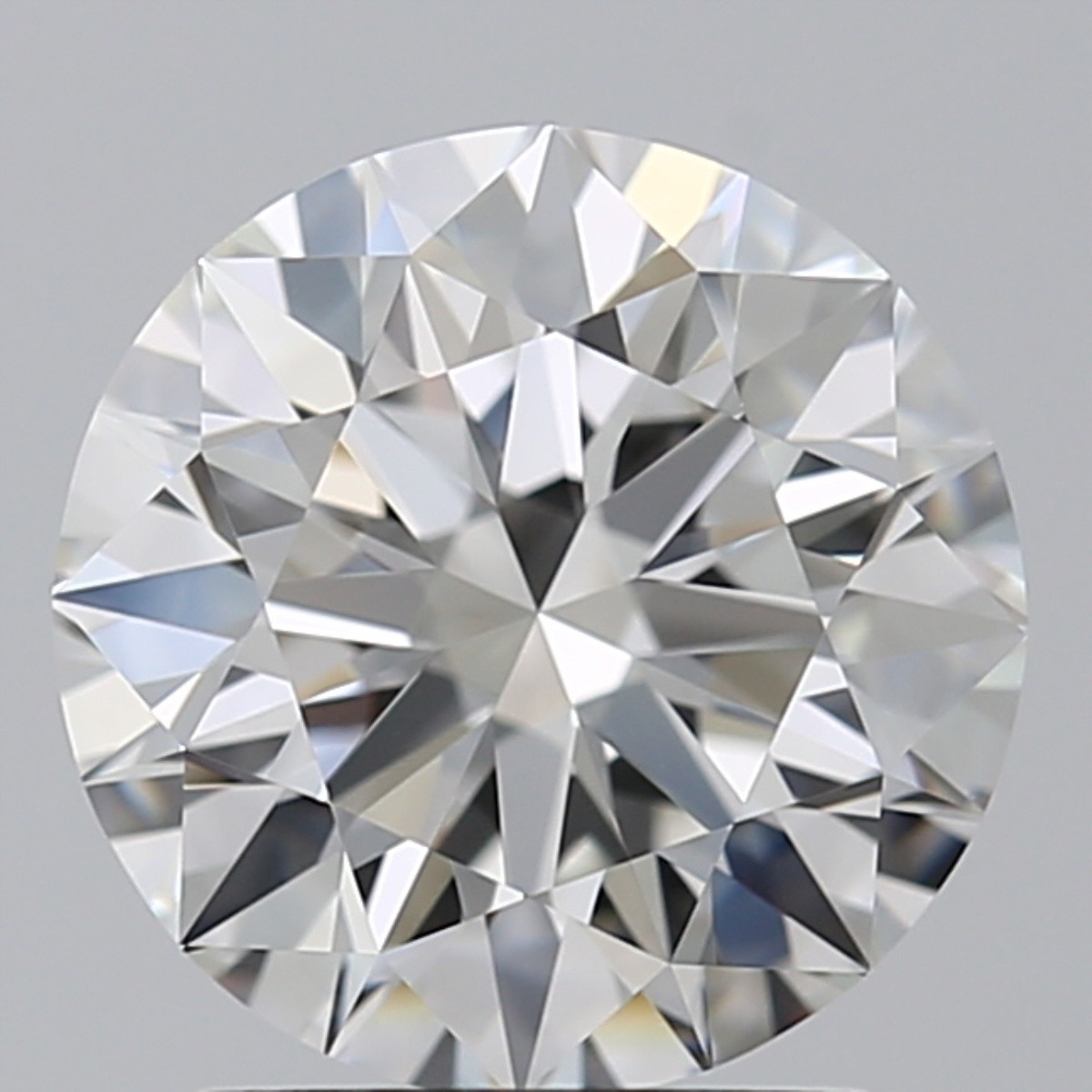 1.76 Carat Round Brilliant Diamond (F/FL)