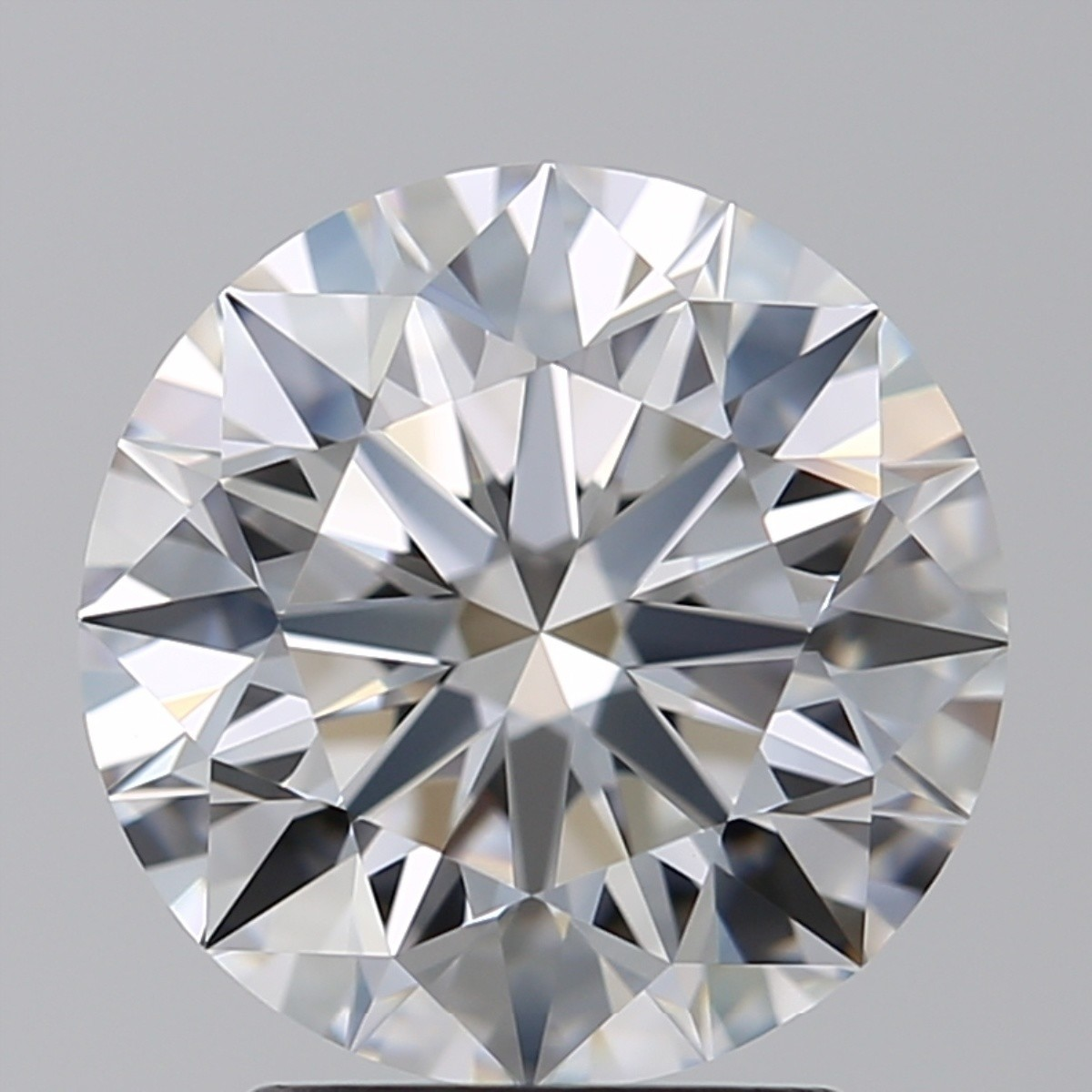 2.40 Carat Round Brilliant Diamond (D/VVS1)