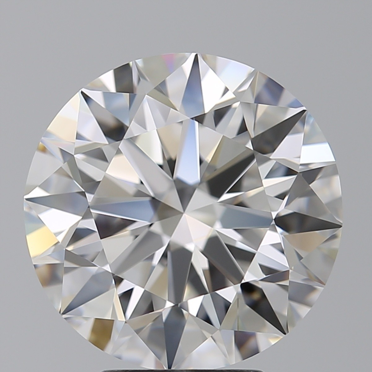5.01 Carat Round Brilliant Diamond (D/FL)
