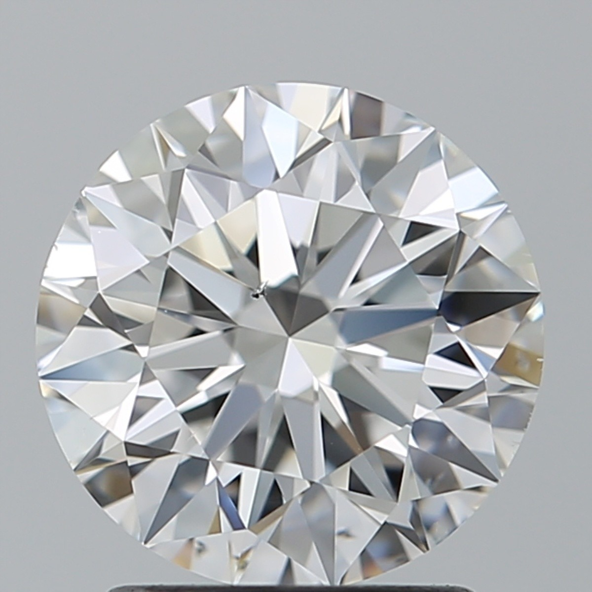 1.80 Carat Round Brilliant Diamond (E/SI1)
