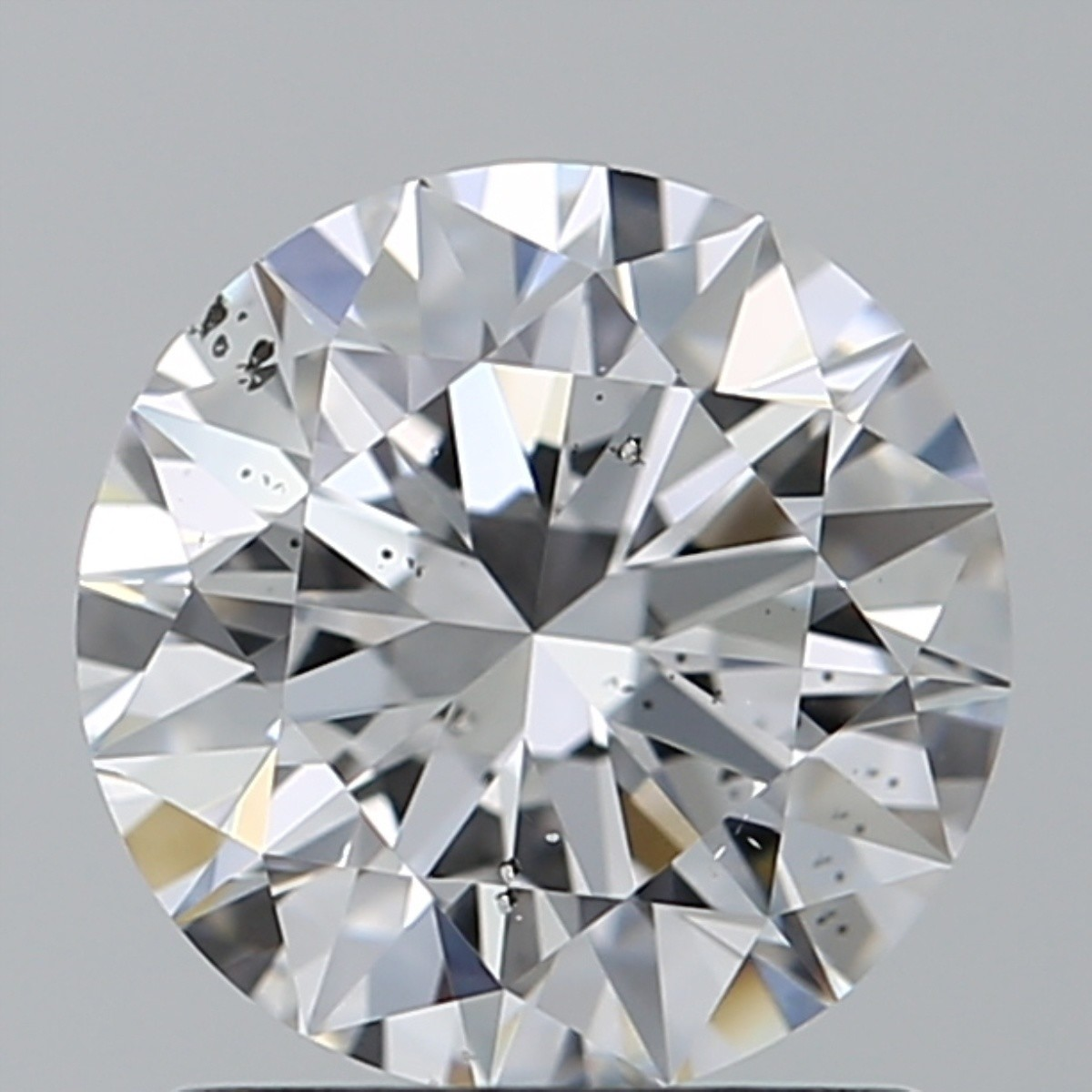 1.20 Carat Round Brilliant Diamond (D/SI2)