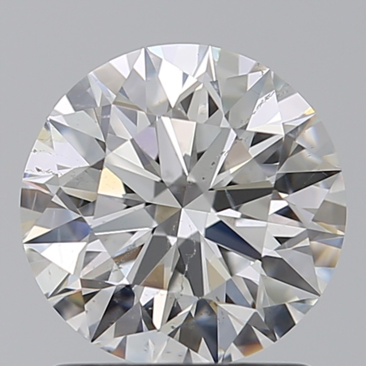 1.29 Carat Round Brilliant Diamond (E/SI1)