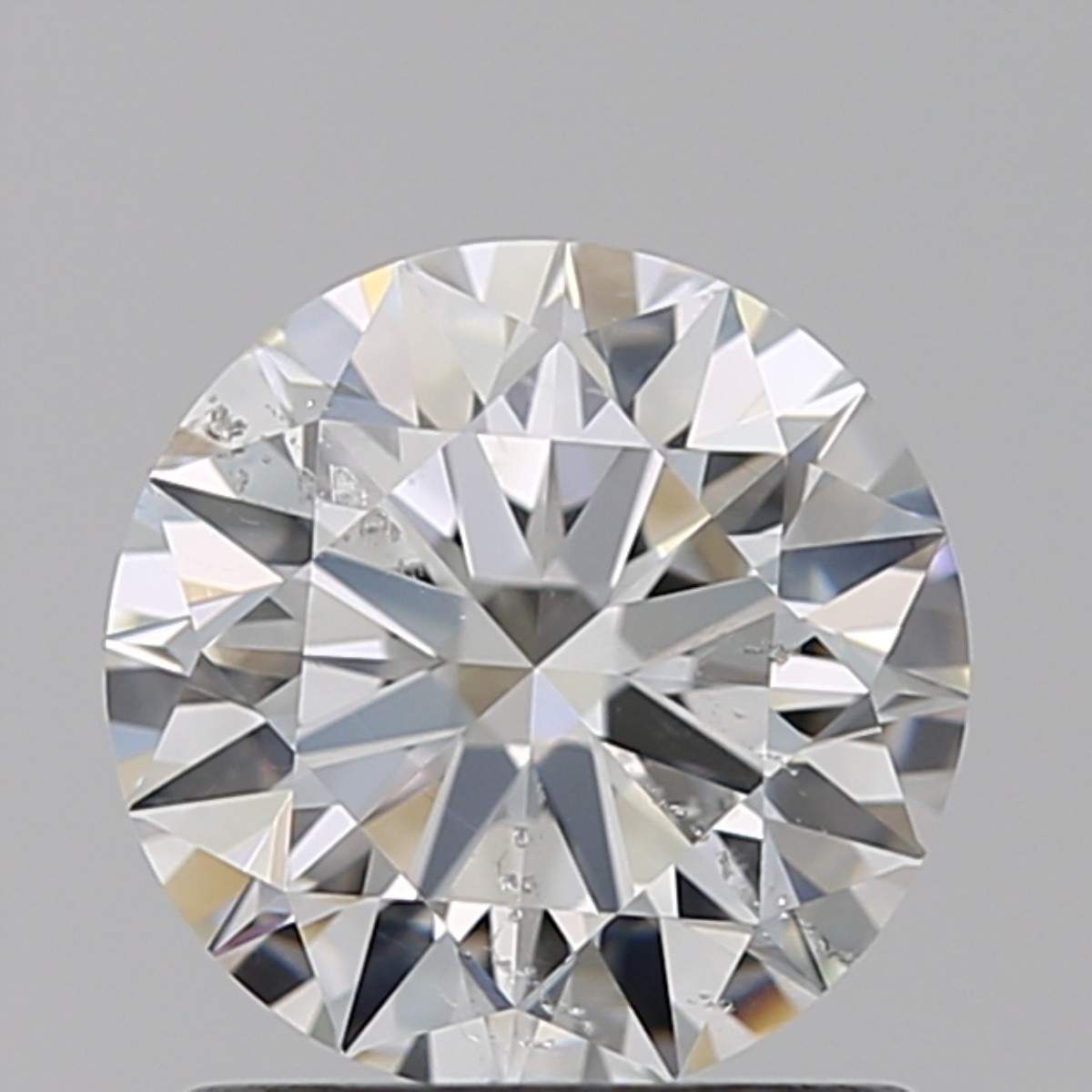 1.01 Carat Round Brilliant Diamond (G/SI1)
