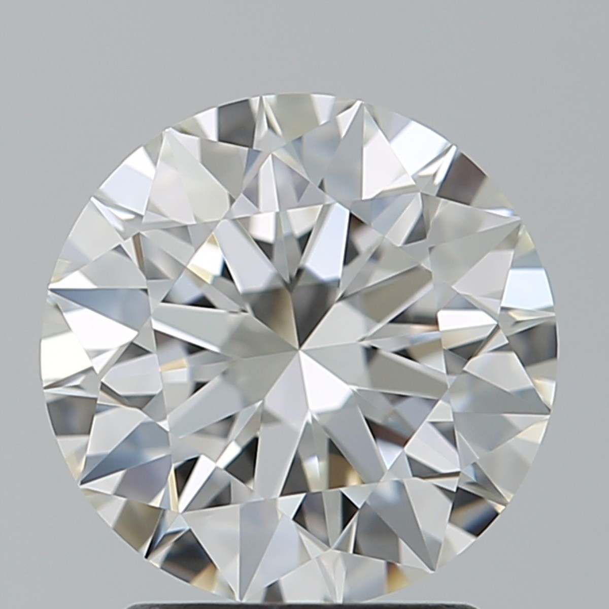 2.03 Carat Round Brilliant Diamond (H/VVS2)