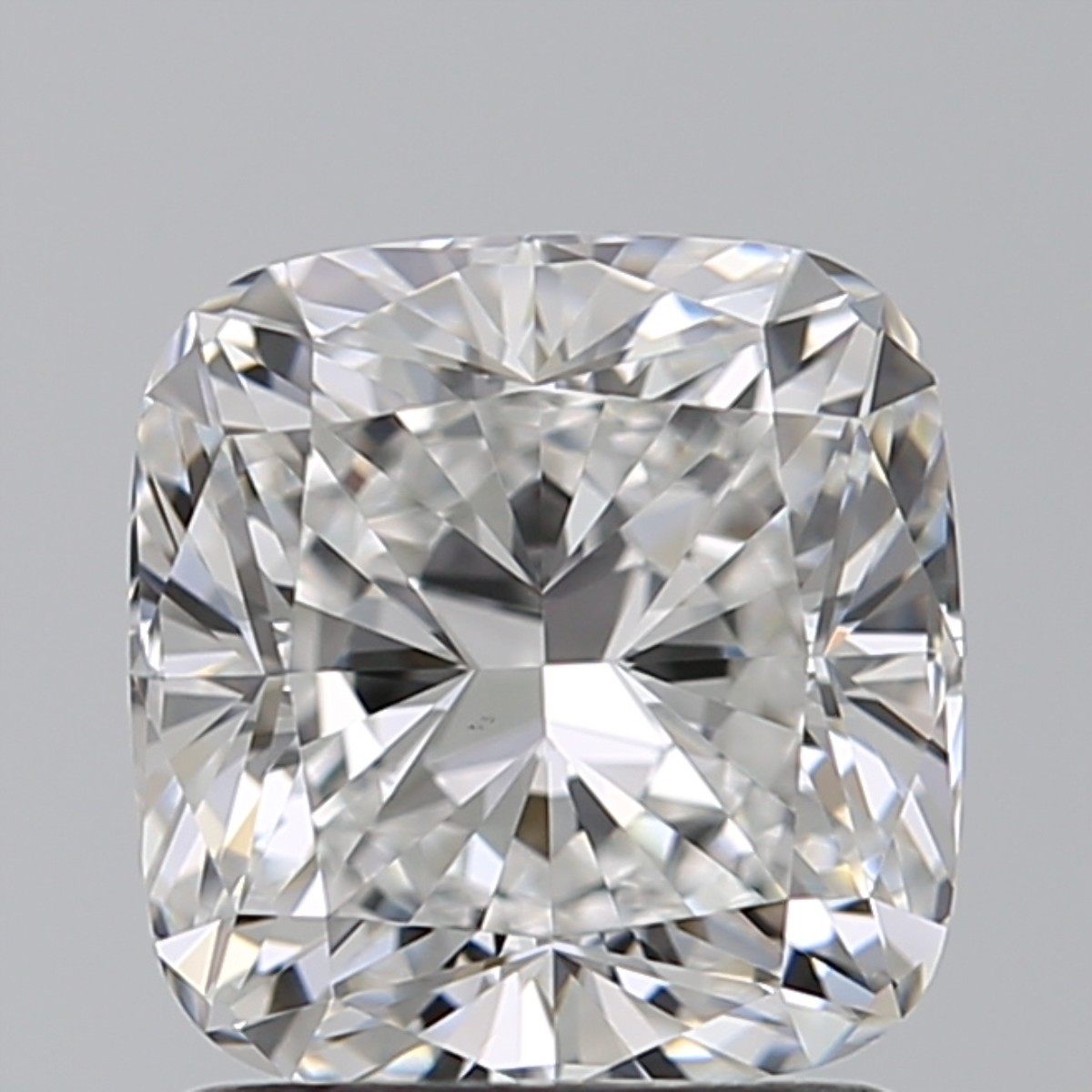 1.52 Carat Cushion Brilliant Diamond (E/VVS2)
