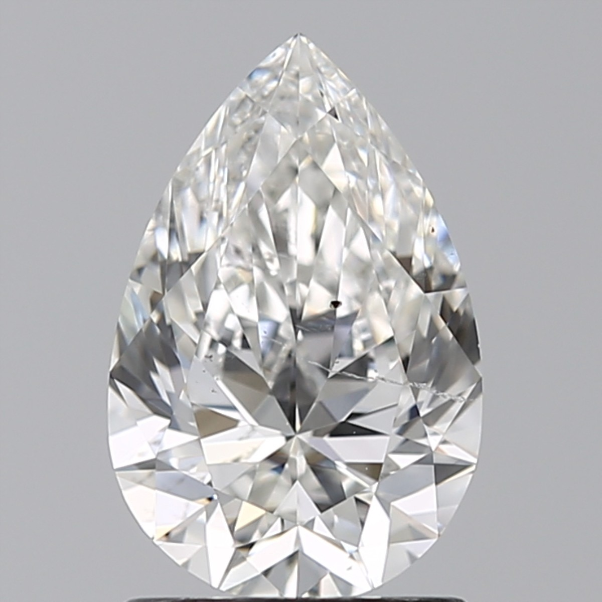 1.22 Carat Pear Diamond (F/SI1)