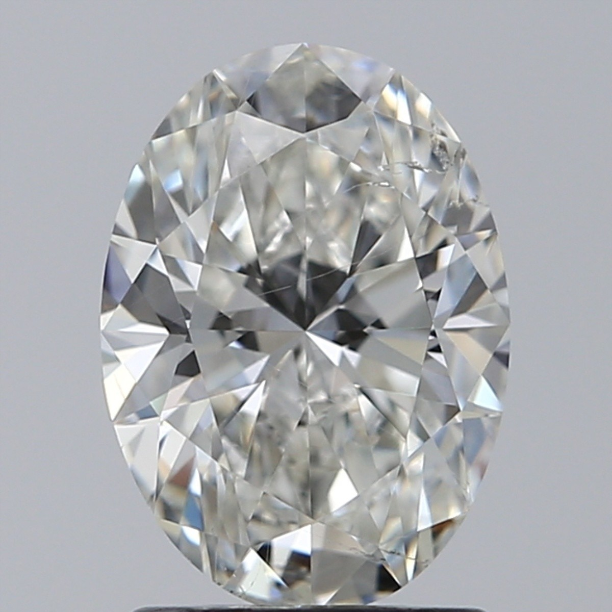 1.33 Carat Oval Diamond (H/SI1)