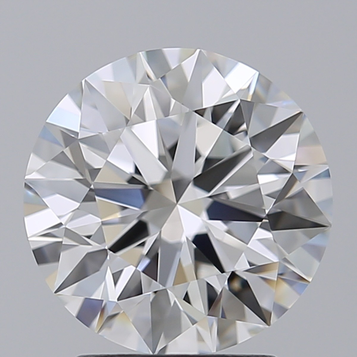 2.50 Carat Round Brilliant Diamond (F/VVS1)