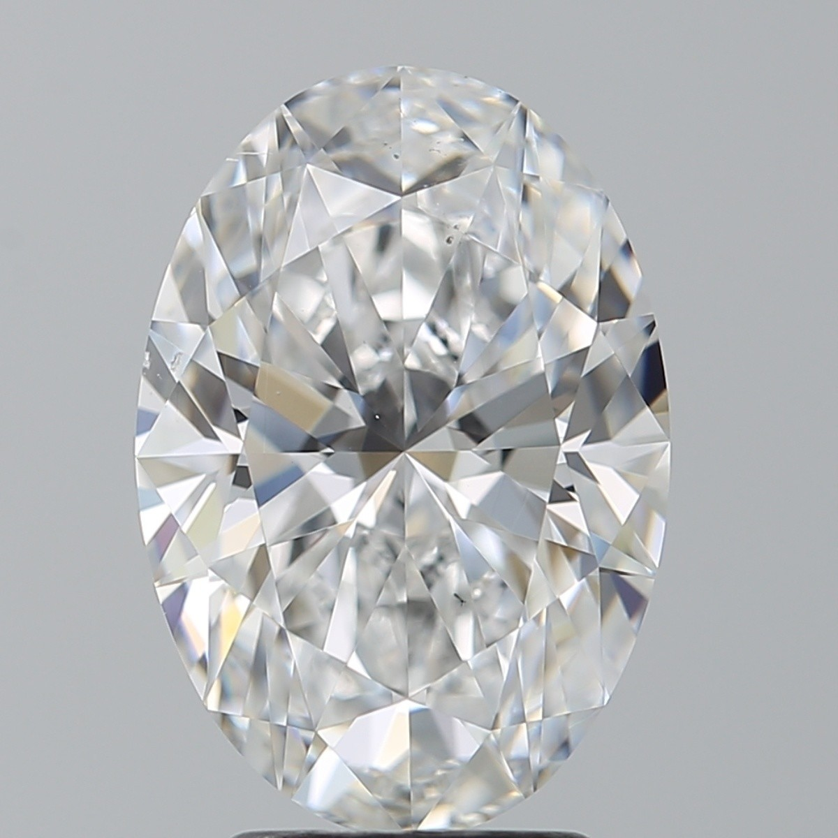 3.21 Carat Oval Diamond (D/VS2)
