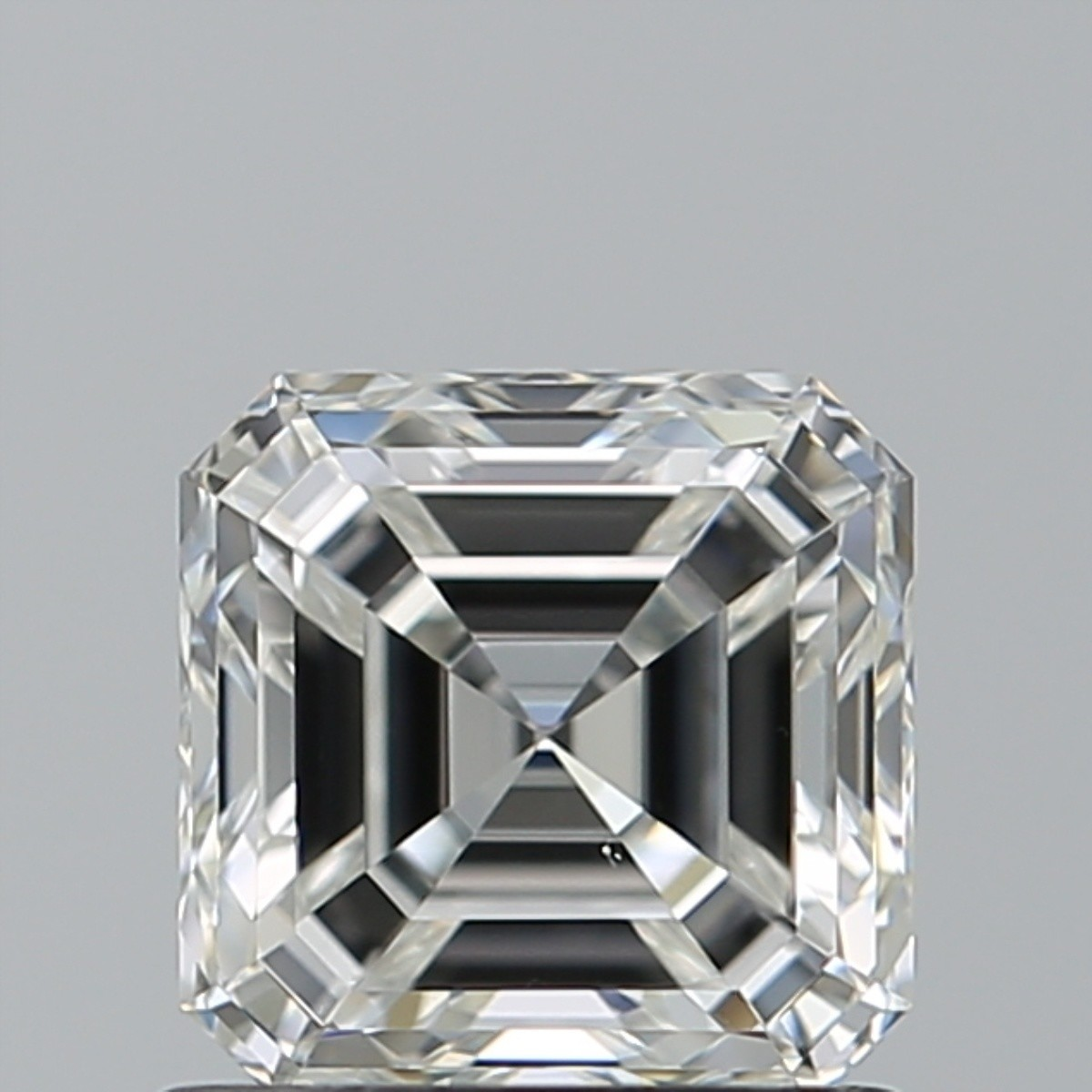 1.00 Carat Asscher Diamond (G/VS1)