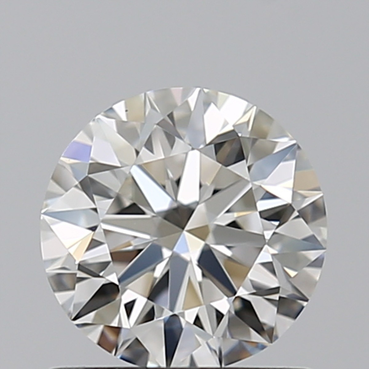 0.80 Carat Round Brilliant Diamond (F/VS1)