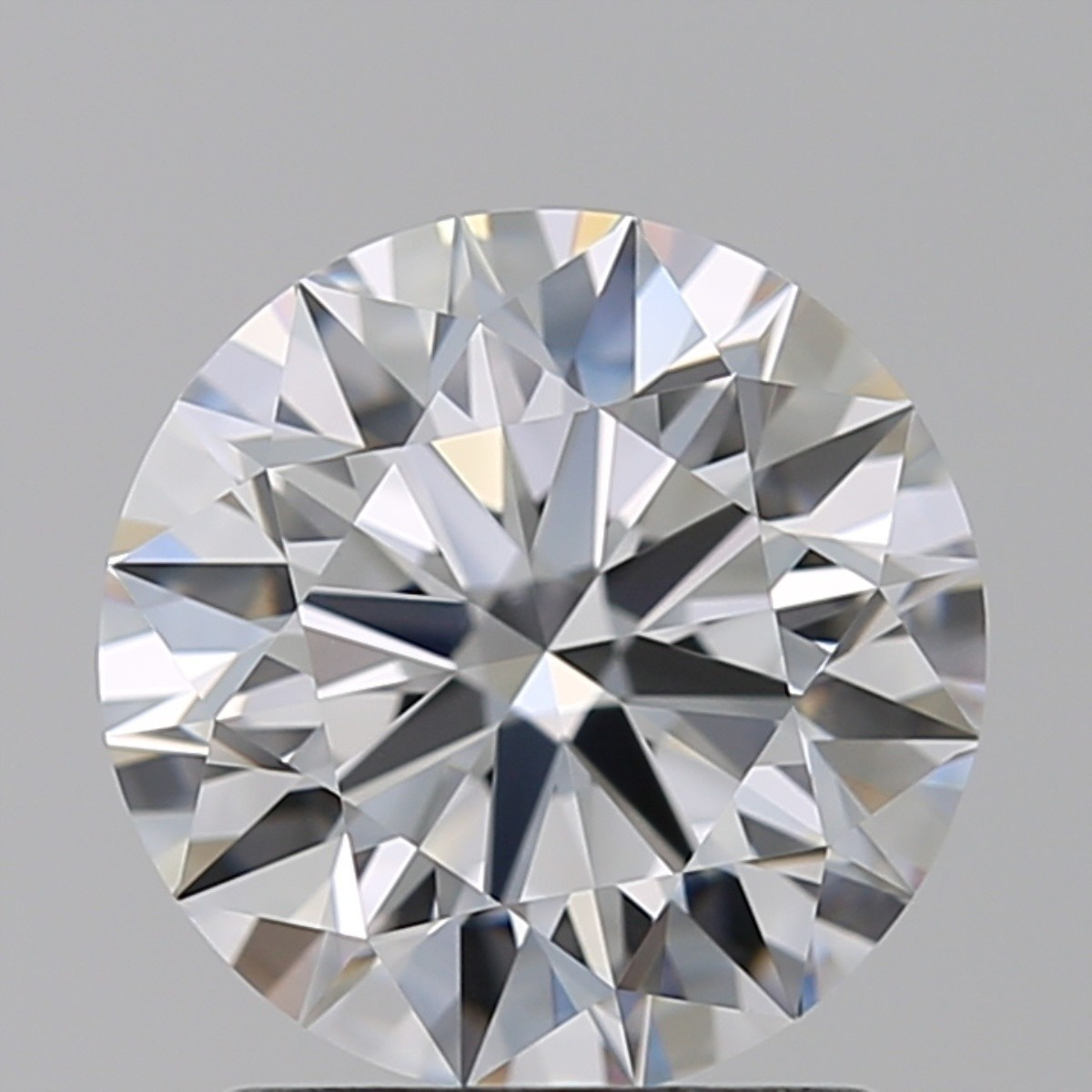 1.50 Carat Round Brilliant Diamond (D/VVS2)