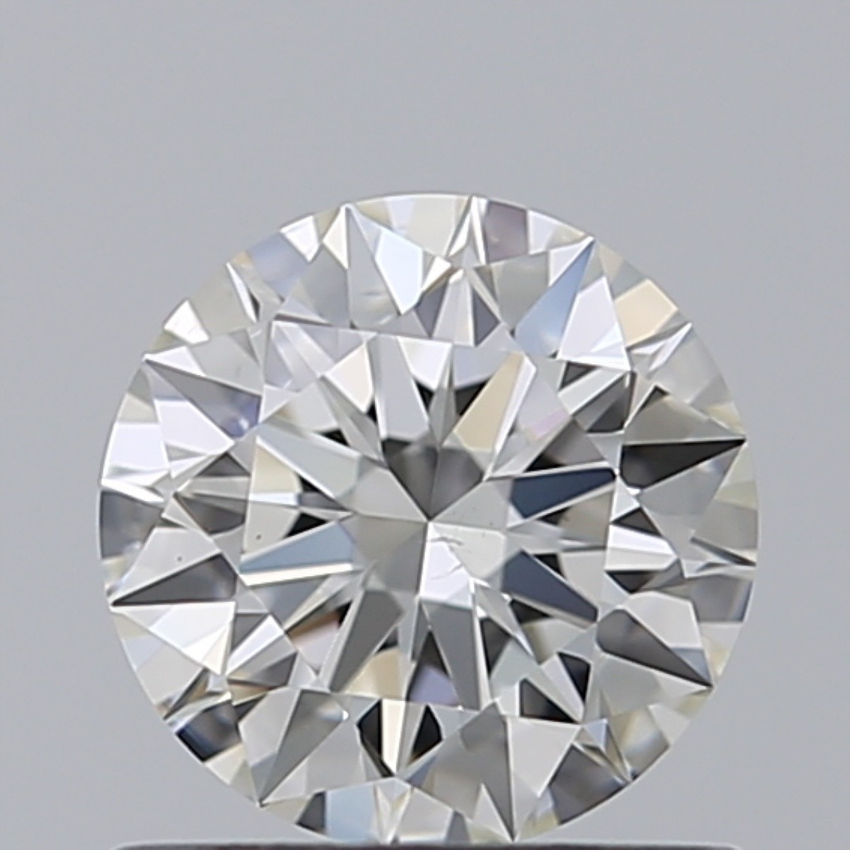 0.75 Carat Round Brilliant Diamond (H/SI1)